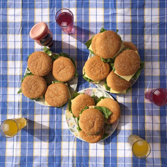 Udi's Gluten-Free Hamburger Buns