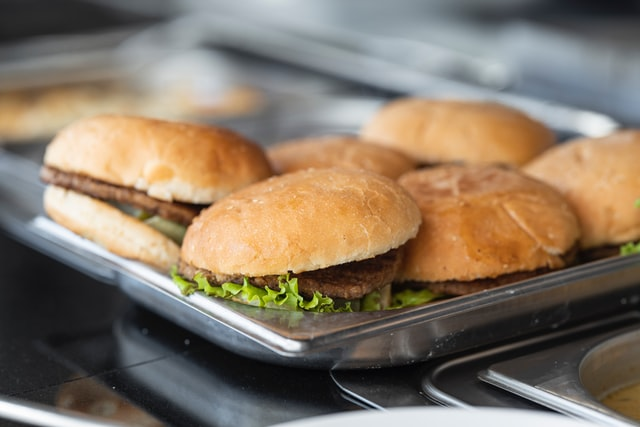gluten free burger bun