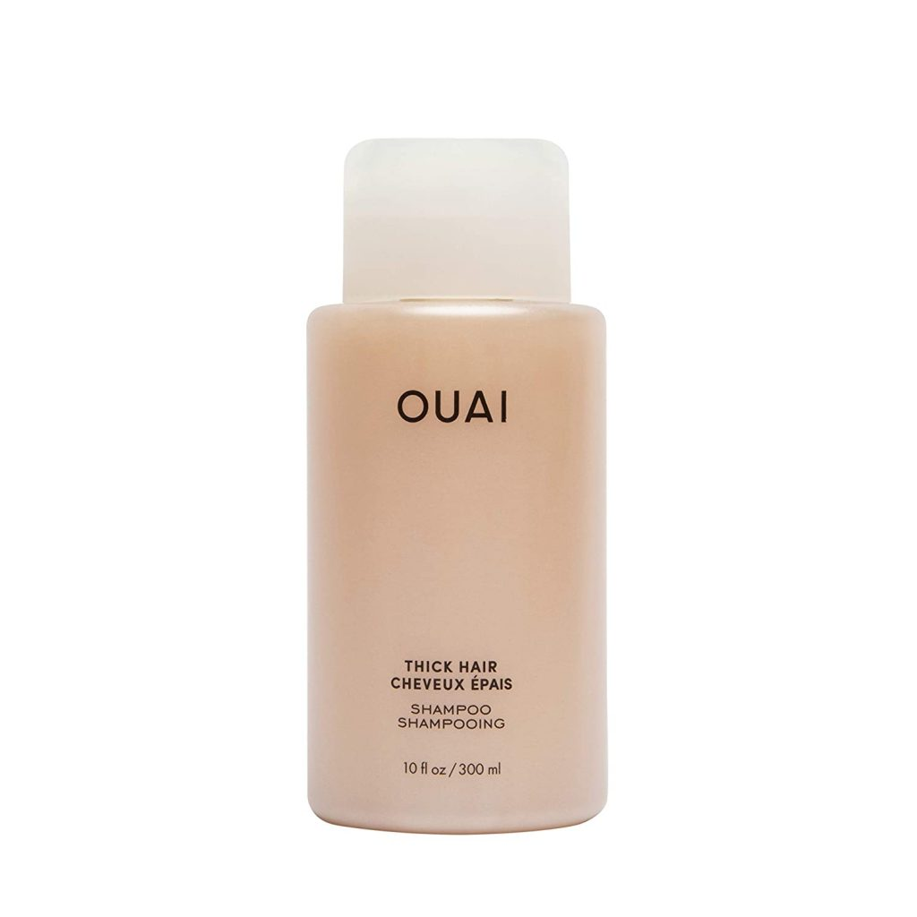 OUAI Thick Shampoo with Keratin and Shea Butter